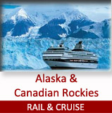 Holland America-Alaska Cruise Tours